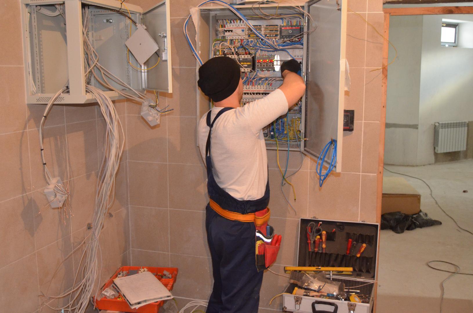 43Ремонт квартиры и электрики